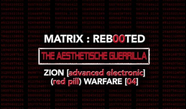 Aesthetische remixes united on 2 brand new digital downloads - available now