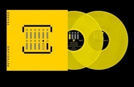 Metroland release double yellow vinyl (+CD): 'Framed' - available now via Alfa Matrix
