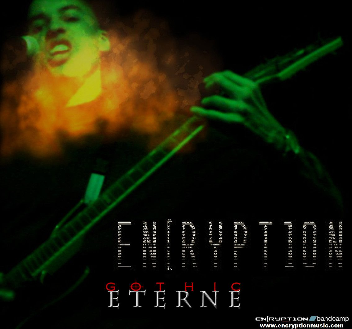 Industrial rock act Encrypt10n releases new song and music video:'I Sold My Soul' - watch it here