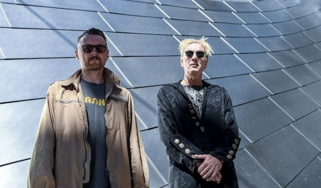 Front Line Assembly announces more details new 'Wake Up The Coma' album - including Falco cover