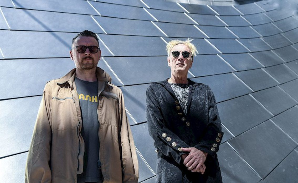 Front Line Assembly announces more details new'Wake Up The Coma' album - including Falco cover