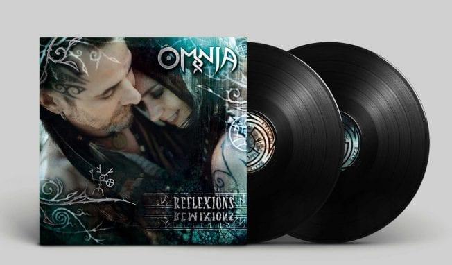 Shamanic pagan folk act Omnia to launch 'Reflexions' 2LP vinyl