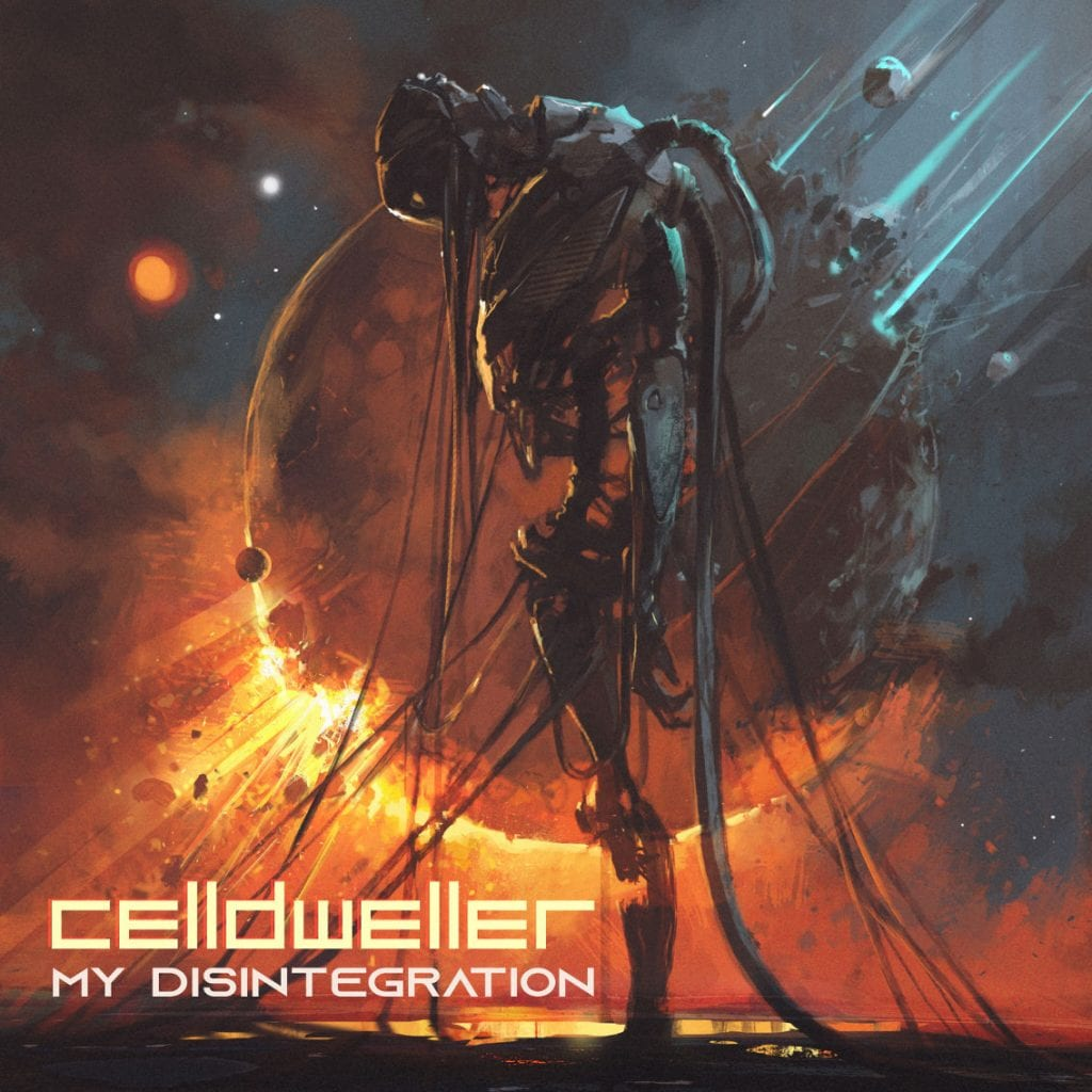 Celldweller returns with'My Disintegration' single in March
