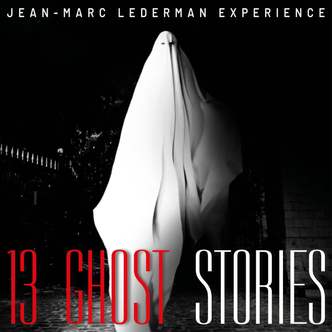 Jean-Marc Lederman Experience presents'13 Ghost Stories' - watch a first track already