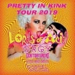 Lords of Acid announce lineup for 'Pretty in Kink tour' (Spoiler alert)