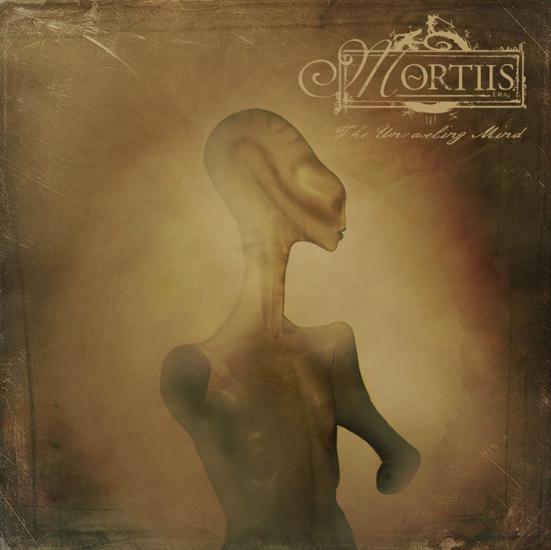Mortiis' ambient-atmospheric album 'The Unraveling Mind' is finally available as a download 13 years after being recorded
