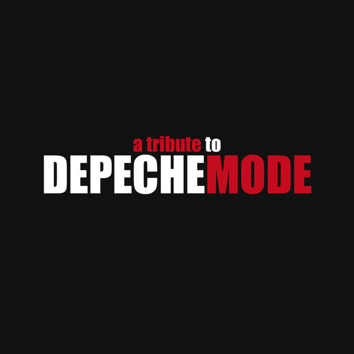 All new Depeche Mode tribute surfaces from the Belgian electronica label Alfa Matrix