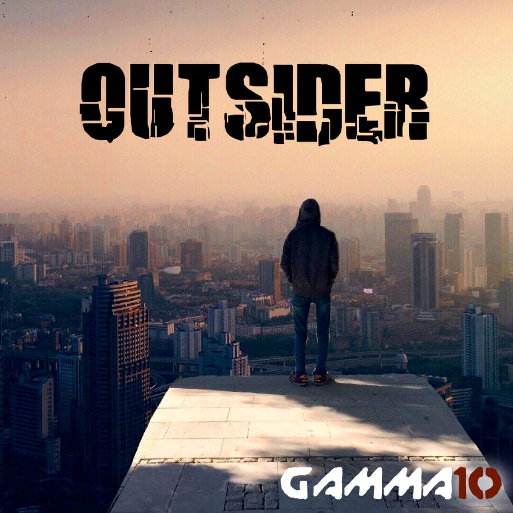 Gamma10's new album 'Outsider' is out now - check the