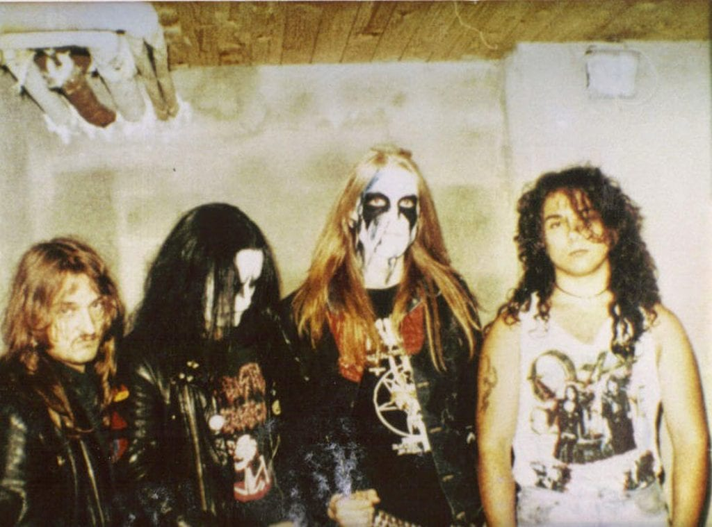 'Lords of Chaos' thriller movie shows Mayhem during the chaotic Norwegian black metal scene of the early 1990s