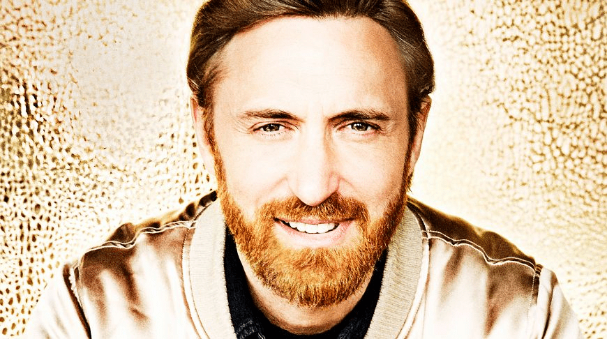 King of Electro Music: Best of David Guetta