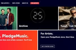 PledgeMusic looking for outside investors to keep the boat afloat, co-founder Benji Rogers back on board
