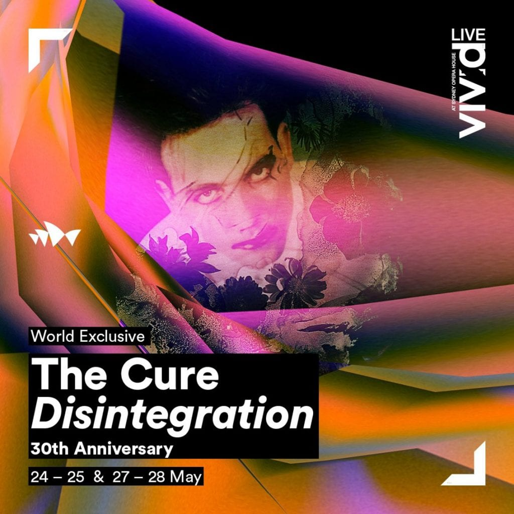 The Cure announce 30th anniversary shows of'Disintegration'