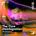 The Cure announce 30th anniversary shows of 'Disintegration'