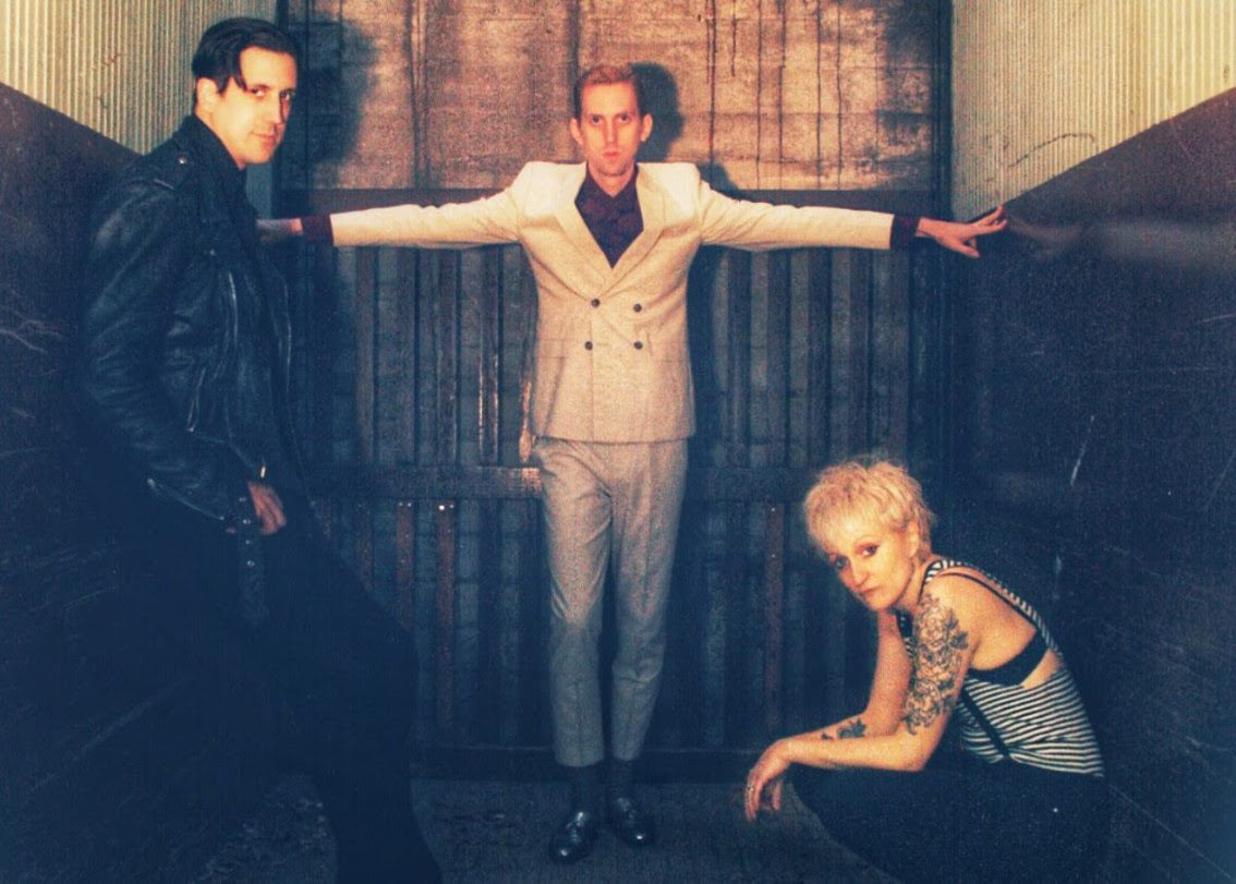 Brooklyn-based darkwave act Bootblacks signs with Artoffact Records - on tour with Actors