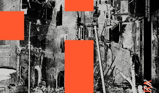Carnera announces its ninth release ('Colpo Di Mano Nella Zona Grigia') including remixes by Esplendor Geometrico and Ancient Methods