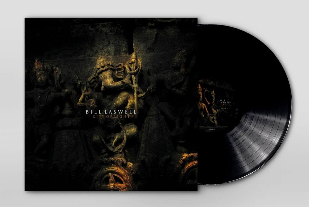Coil fans, attention - first time ever on vinyl, the Bill Laswell feat. Coil album'City of Light'