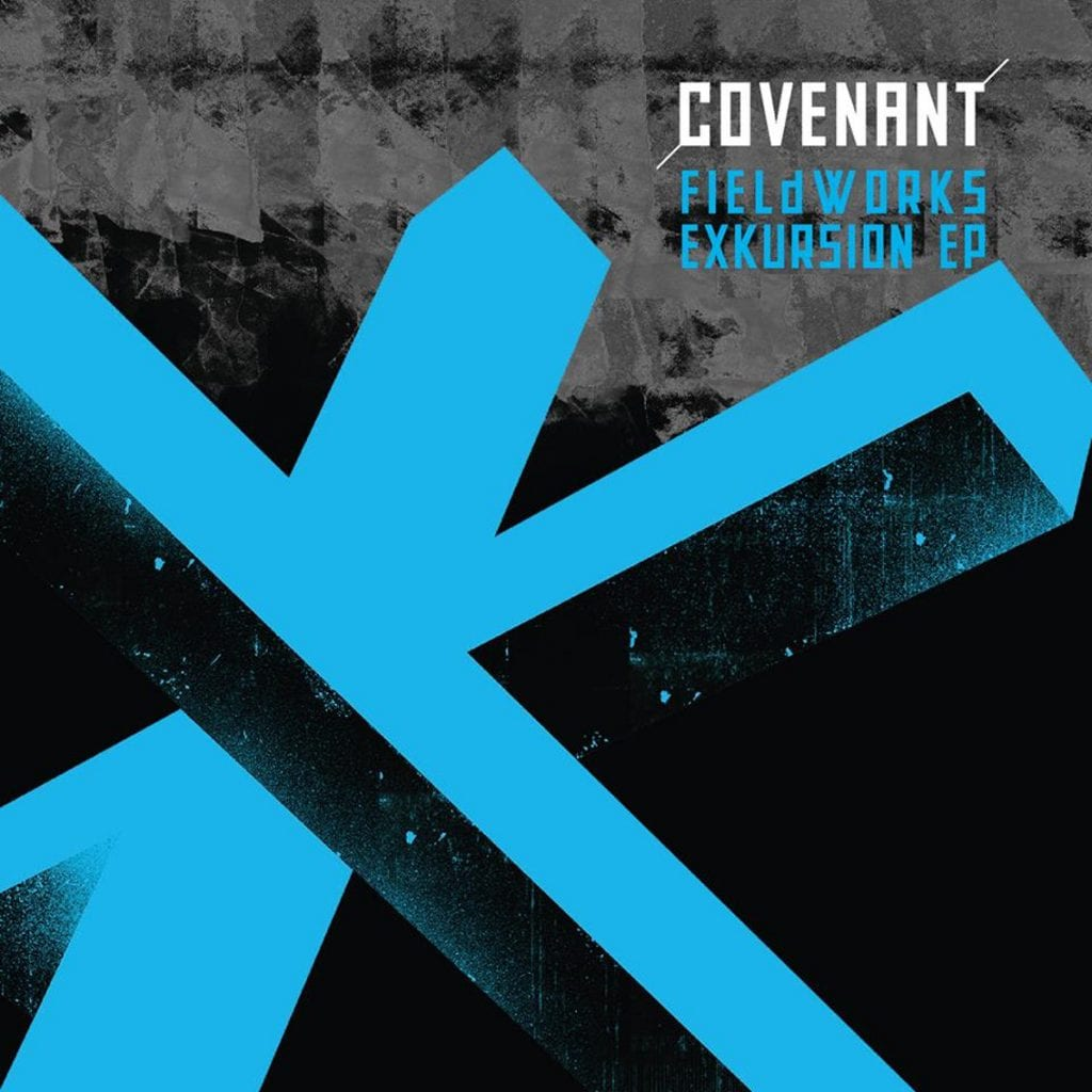 New Covenant EP'Fieldworks: Exkursion' recorded using field recordings (what else?)
