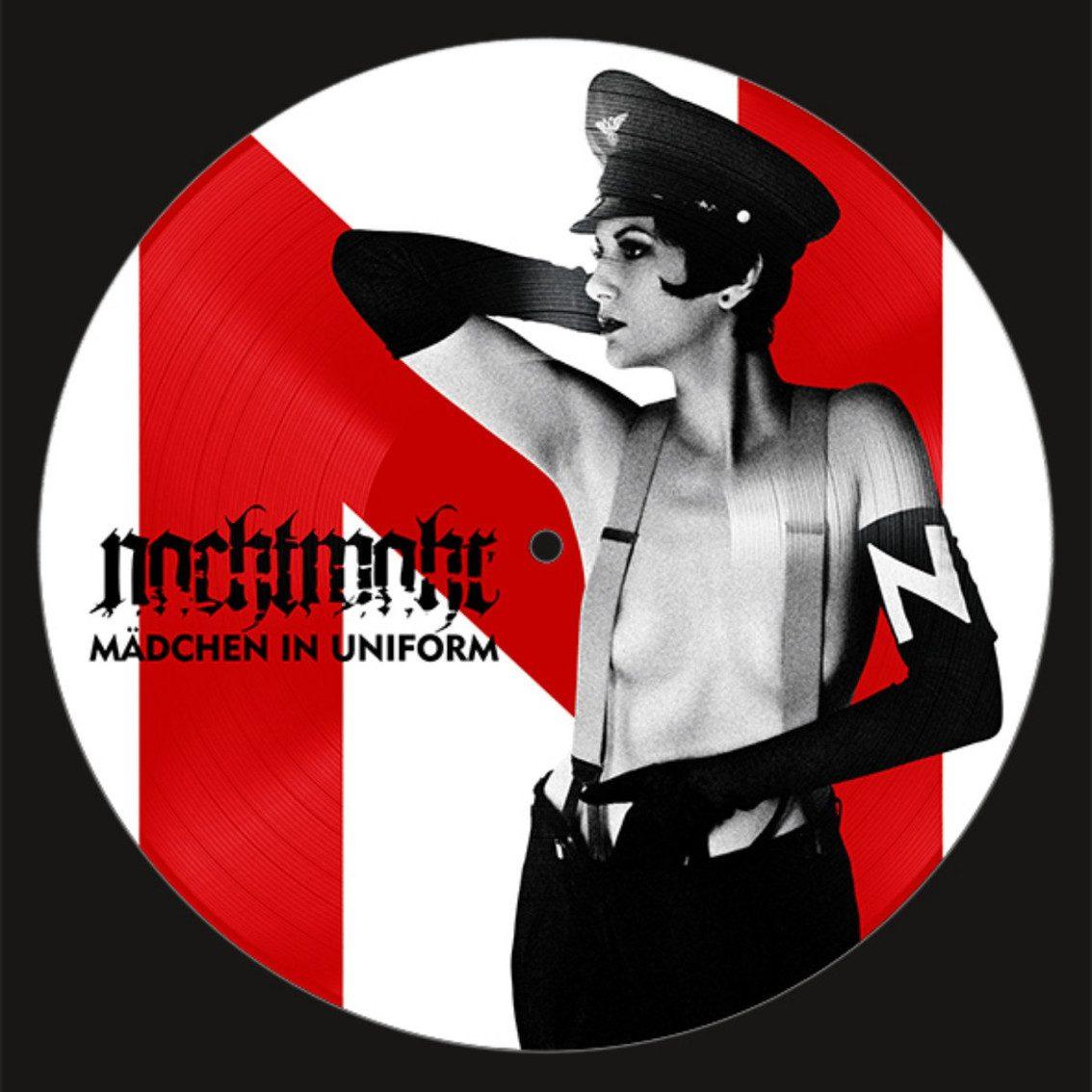 Nachtmahr sees cult mini-album 'Mädchen in Uniform' re-released as a picture vinyl - only 500 copies!