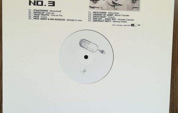 'Wave Earplug No.3' vinyl compilation out now