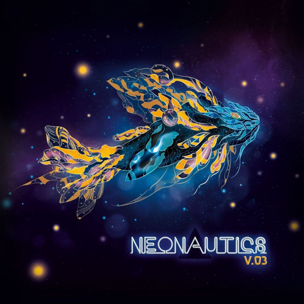 Excellent'Neonautics' electronic compilation series sparks 3rd volume on SkyQode!