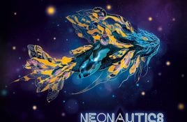 Excellent 'Neonautics' electronic compilation series sparks 3rd volume on SkyQode!