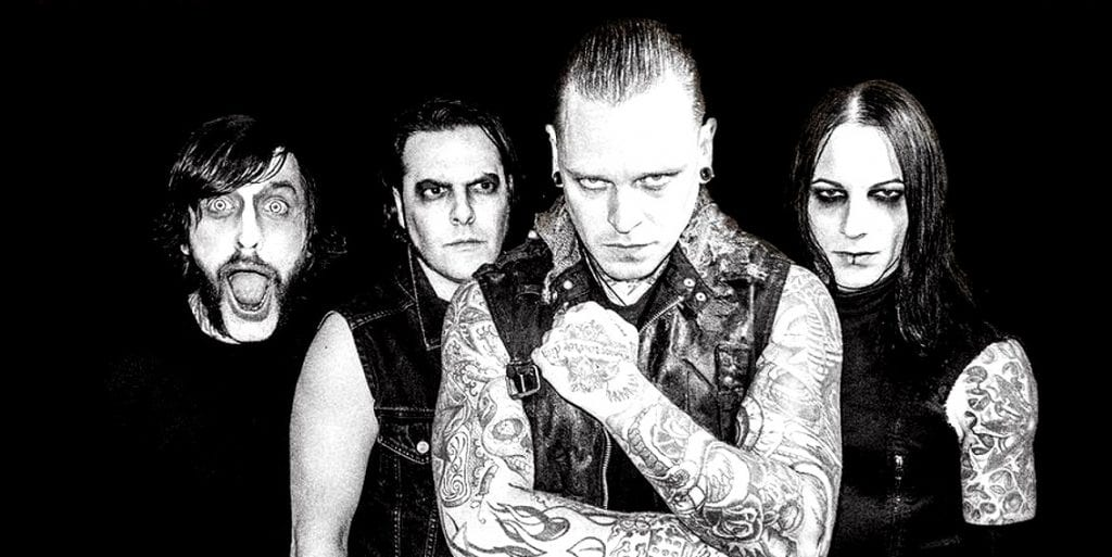 Combichrist gets vinyl back catalogue treatment: 3 double coloured vinyl reissues