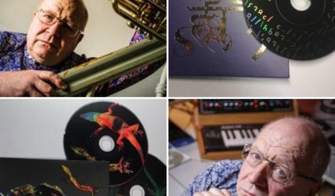 Front 242 member Daniel B. launches 2 new albums under the Daniel B. Prothèse umbrella