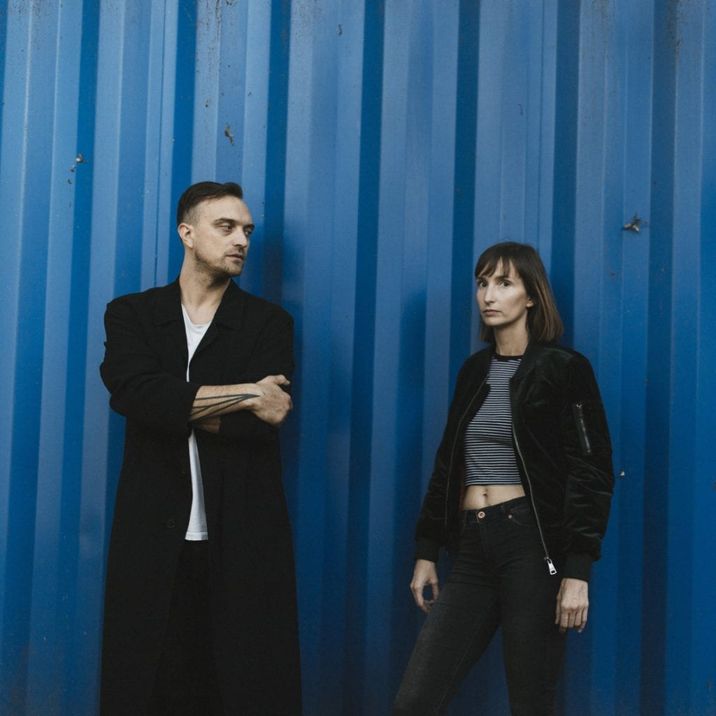 Brussels-based coldwave duo Figure Section launches first single