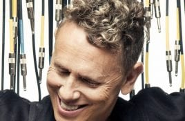 Martin Gore (Depeche Mode) to receive 2019 Moog Innovation Award