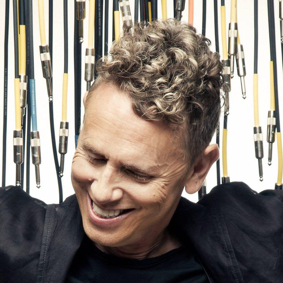 Martin Gore (Depeche Mode) to receive 2019 Moog Innovation Award
