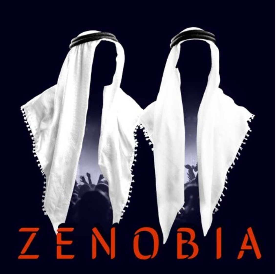 Zenobia offers electronics from Haifa (Palestina) - debut EP out now