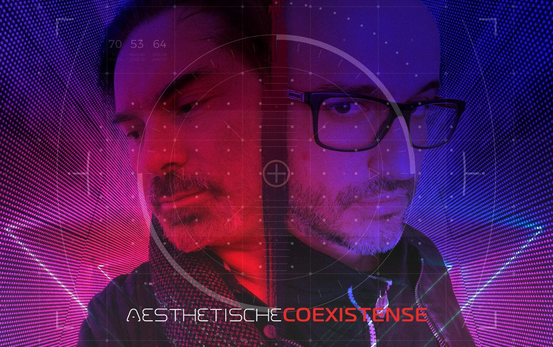 Aesthetische return with 'Co3xist3ns3' limited 2CD set in June incl. Neuroticfish featuring - check the first 2 tracks