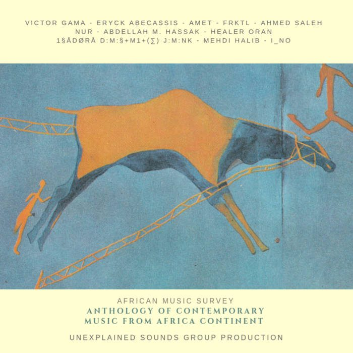 V/A Anthology Of Contemporary Music From Africa Continent