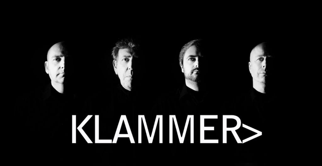 The Human League's'Being Boiled' covered by indie post punk act Klammer - and it really works well
