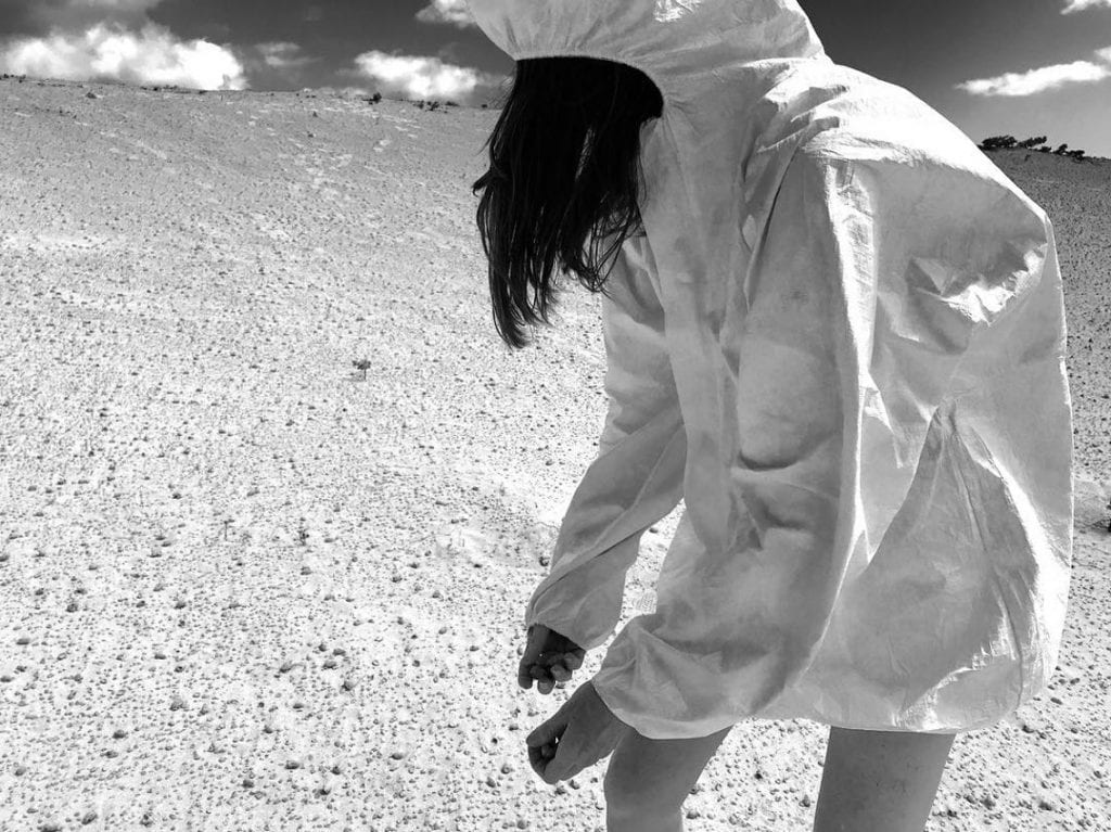 Cosey Fanni Tutti reworks Penelope Trappes track'Carry Me'