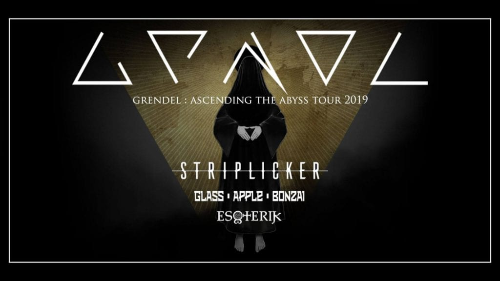 Grendel announces'The Ascending The Abyss' North America Tour
