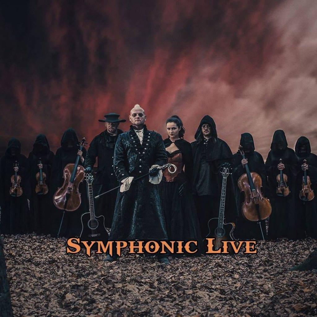 Mono Inc. returns with live album'Symphonic Live' on 2CD (2CD/DVD set)