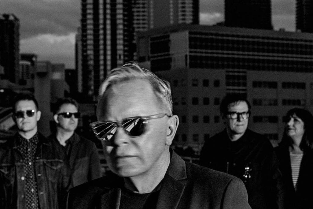 New Order to release live album recorded at Manchester International Festival - Listen to'Sub-culture'