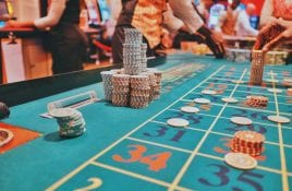 Top electronic music for an online casino