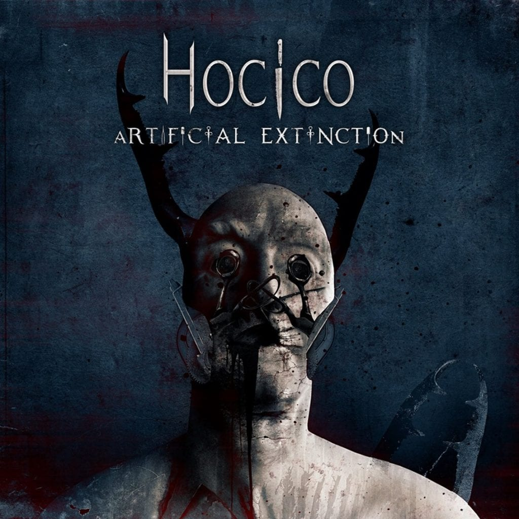 New Hocico album'Artificial Extinction' sees release in 3 formats: 2LP, 2CD Box, CD