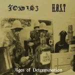 Jowisz / H.ø.s.t. – Ages Of Determination