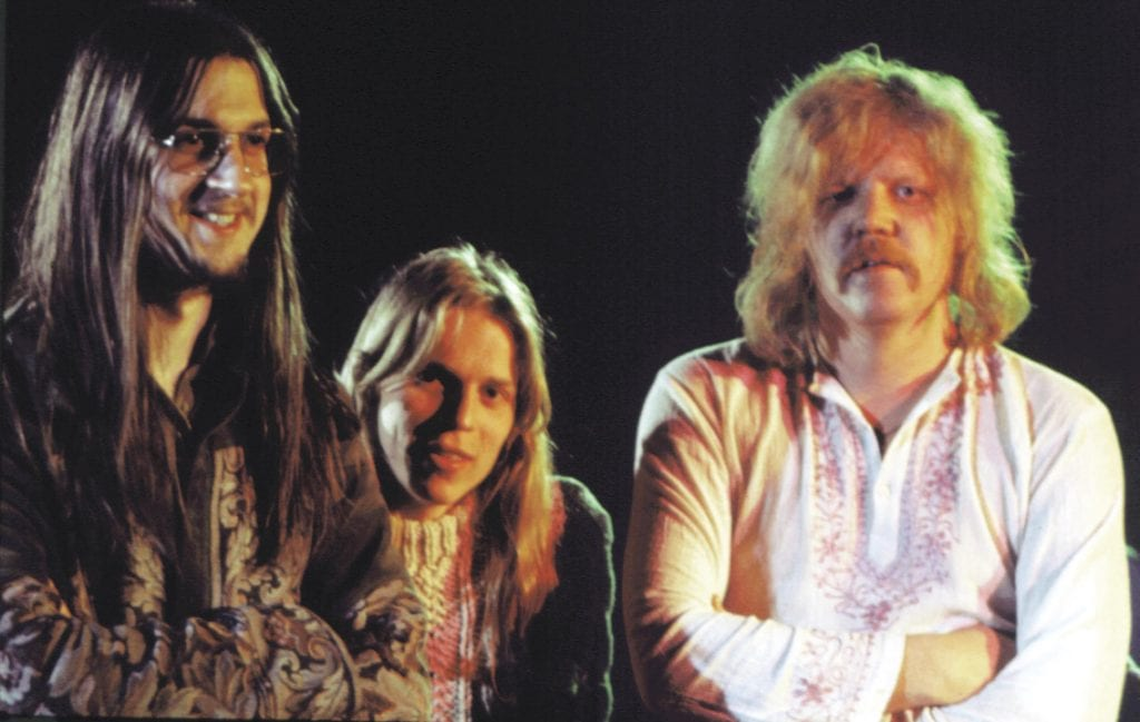 Tangerine Dream share previously unreleased track from upcoming release'In Search of Hades: The Virgin Recordings 1973 – 1979'