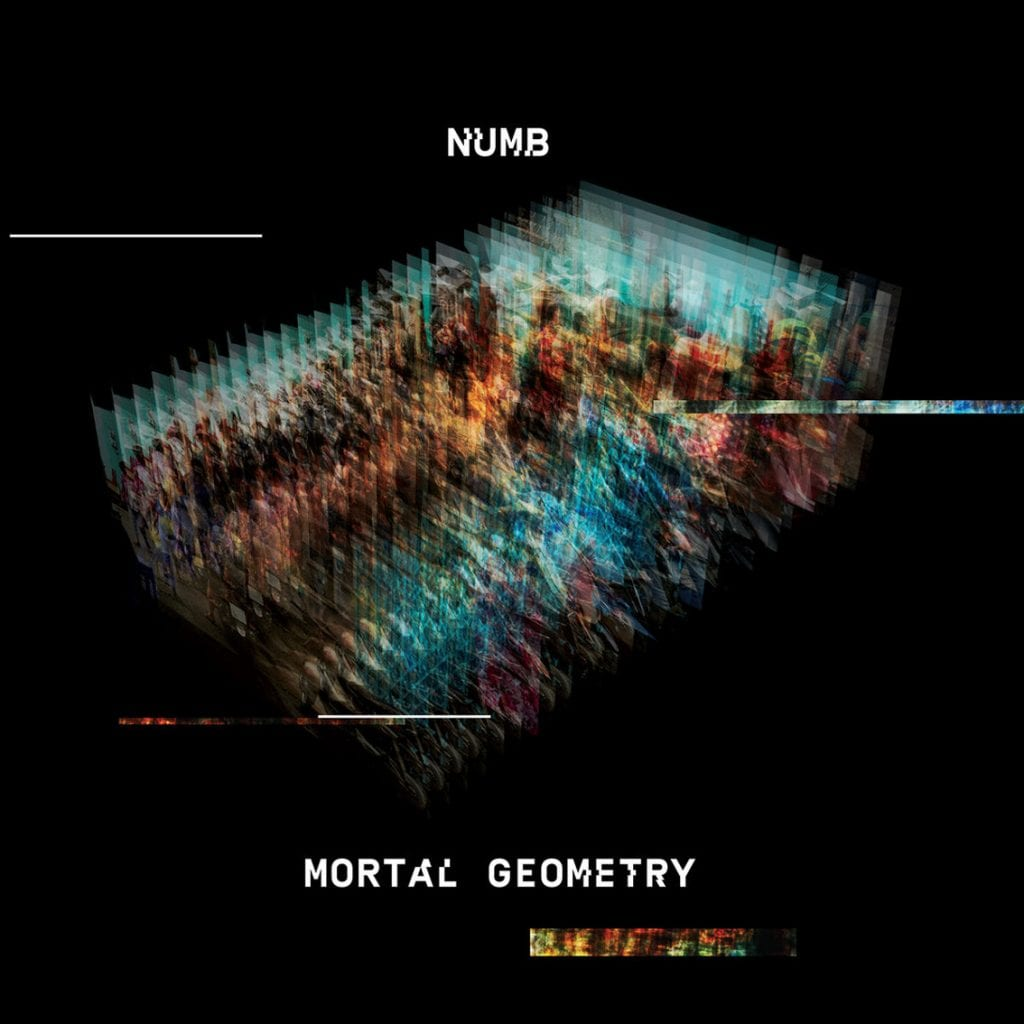 The legendary act Numb returns with an all new album: 'Mortal Geometry'