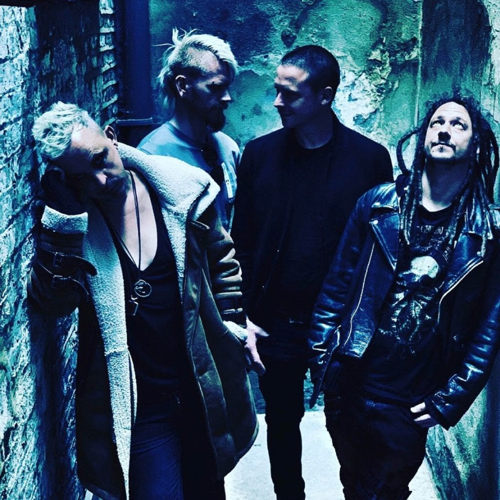 UK electro-rock act IAMWARFACE launches'Say My Name' video for single from forthcoming debut album