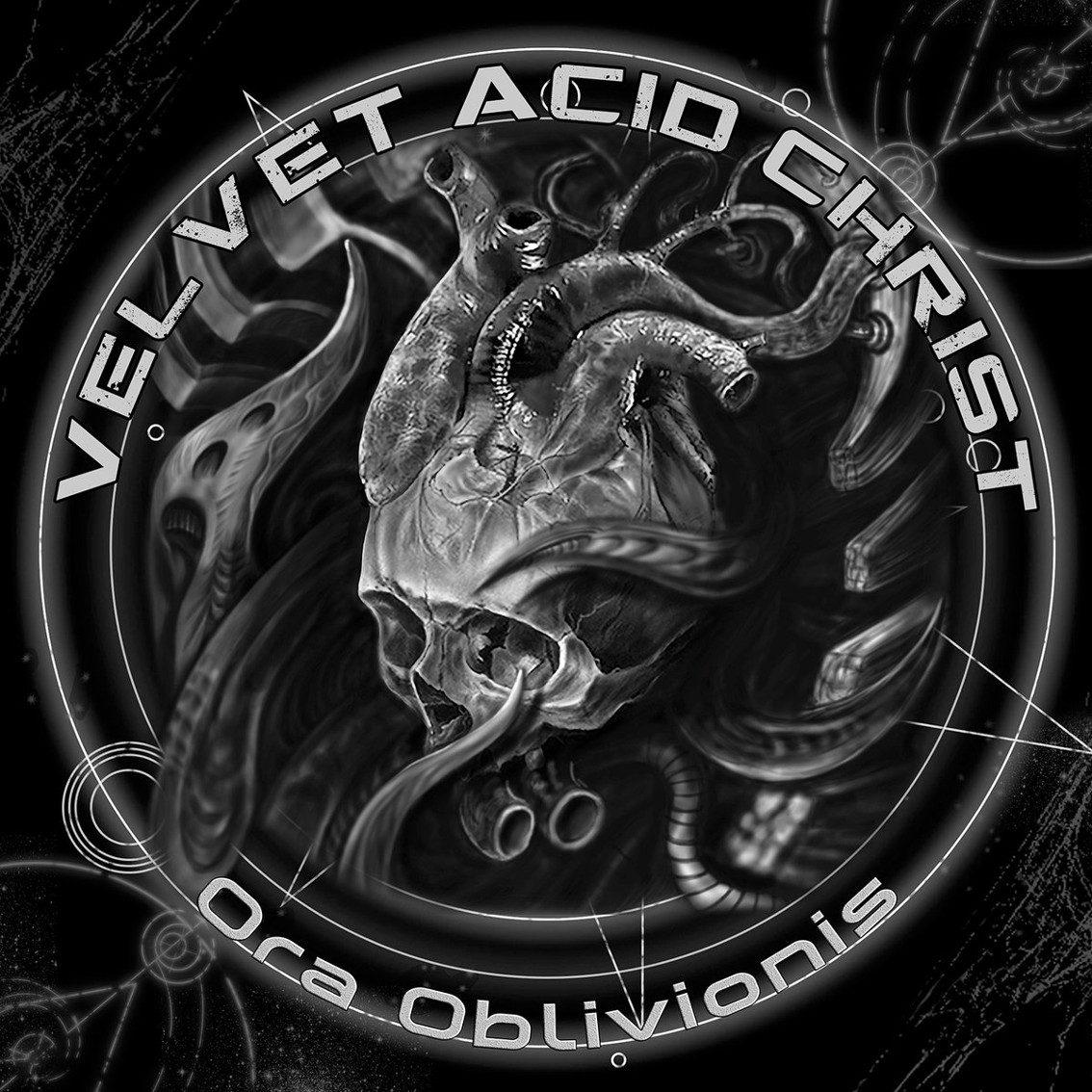 Velvet Acid Christ set to release 'Ora Oblivionis' - incl. early unreleased tracks on bonus CD