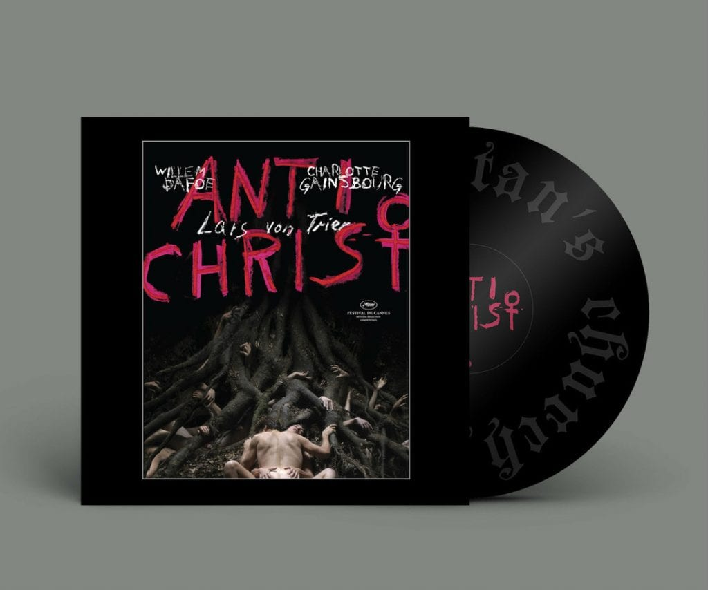 OST from Lars Von Trier's controversial film'Antichrist' get first ever physical release