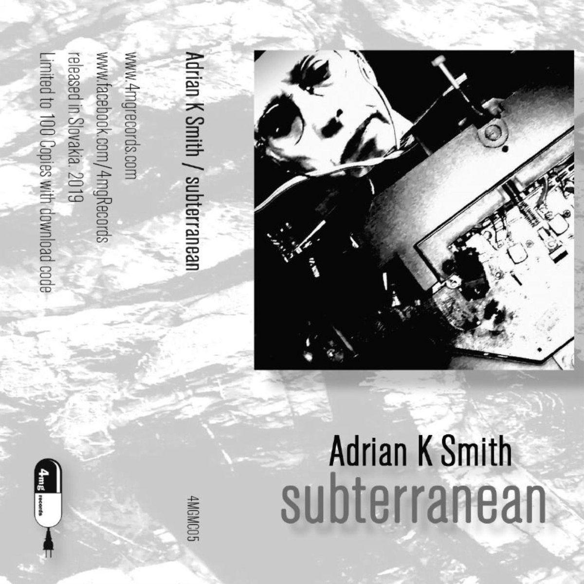 Click Click frontman Adrian K Smith launches brand new solo album