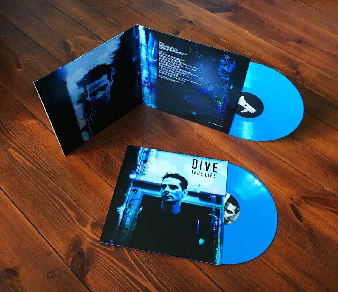 1999 album 'True Lies' by Dive reissued as double vinyl - get your copy now