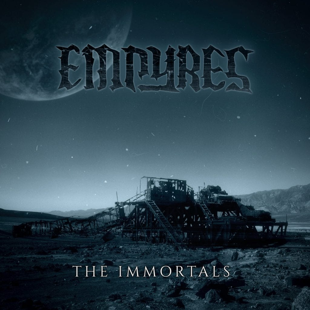 Debut single'The Immortals' by Empyres lands on Insane Records