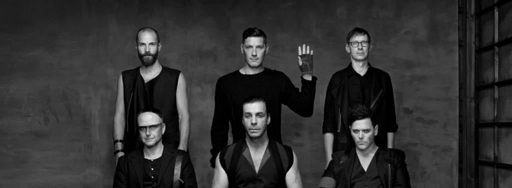 The woman who banned Rammstein becomes President of the European Commission